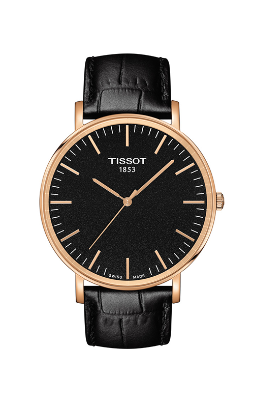 Tissot T-Classic Everytime Watch T1096103605100 product image