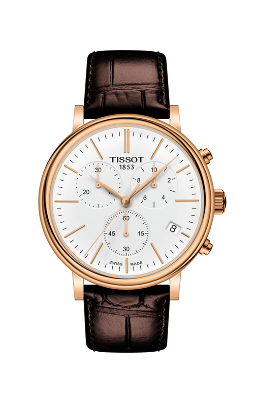 Tissot T-Classic Carson Watch T1224173601100 product image