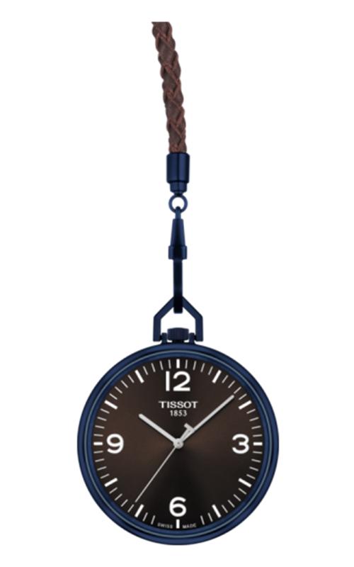 Tissot T-Pocket Lepine Watch T8634099929700 product image