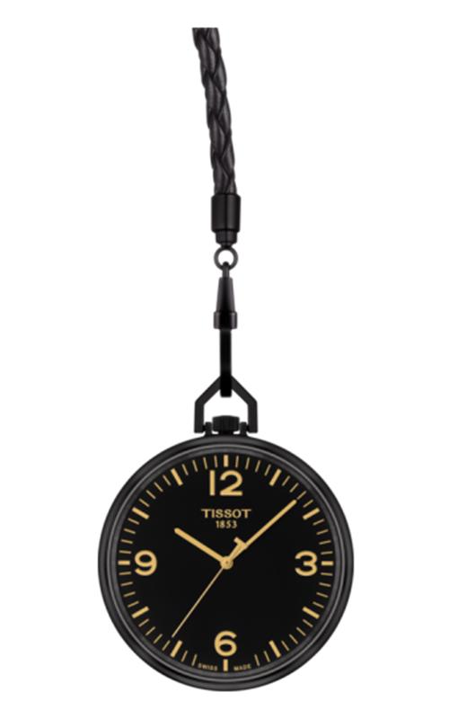 Tissot T-Pocket Lepine Watch T8634099905700 product image