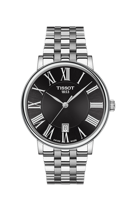 Tissot T-Classic Carson Watch T1224101105300 product image