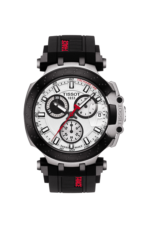Tissot T-Sport T-Race Chronograph Watch T1154172701100 product image
