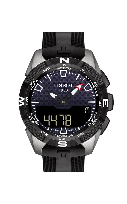 Tissot T-Touch Expert Solar II Watch T1104204705101 product image