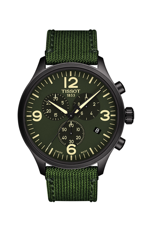 Tissot T-Sport Chrono XL Classic Watch T1166173709700 product image