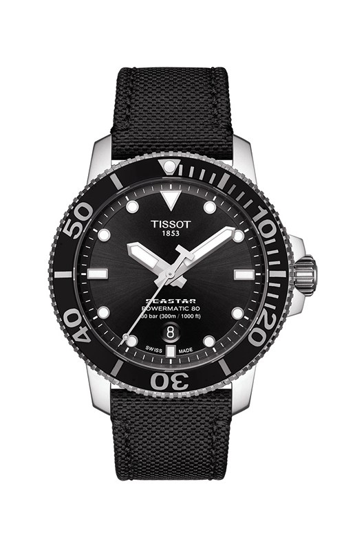 Tissot T-Sport Seastar 1000 Powermatic 80 Watch T1204071705100 product image