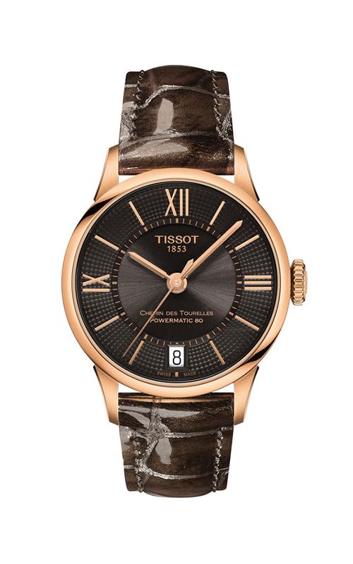 Tissot T-Classic Chemin Des Tourelles Watch T0994073644800 product image