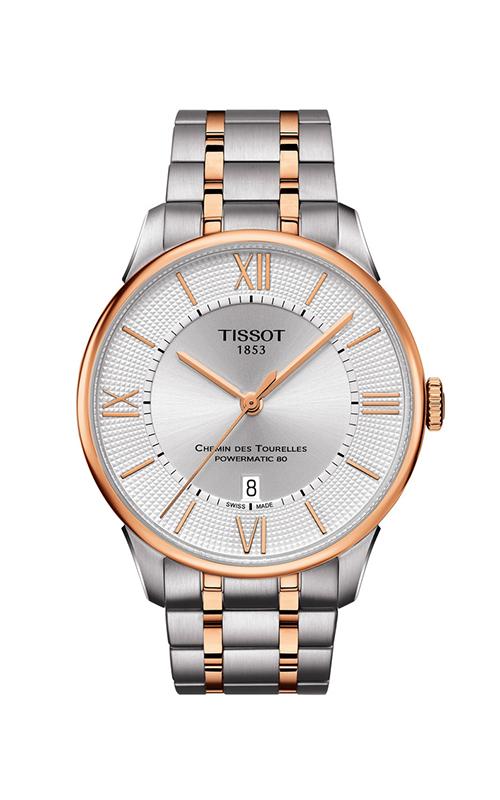 Tissot T-Classic Chemin Des Tourelles Watch T0994072203802 product image