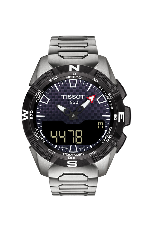 Tissot T-Touch Expert Solar II Watch T1104204405100 product image