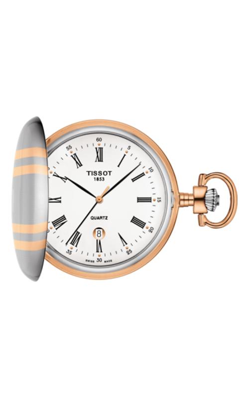 Tissot T-Pocket Savonnette Watch T8624102901300 product image