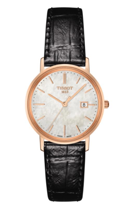 Tissot T-Gold Goldrun Watch T9222107611100 product image