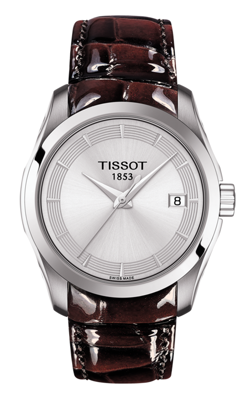 Tissot T-Classic Couturier Watch T0352101603103 product image