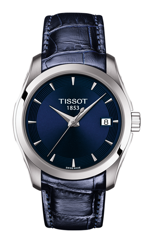 Tissot T-Classic Couturier Watch T0352101604100 product image