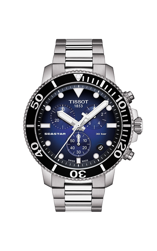 Tissot T-Sport Seastar 1000 Chronograph Watch T1204171104101 product image