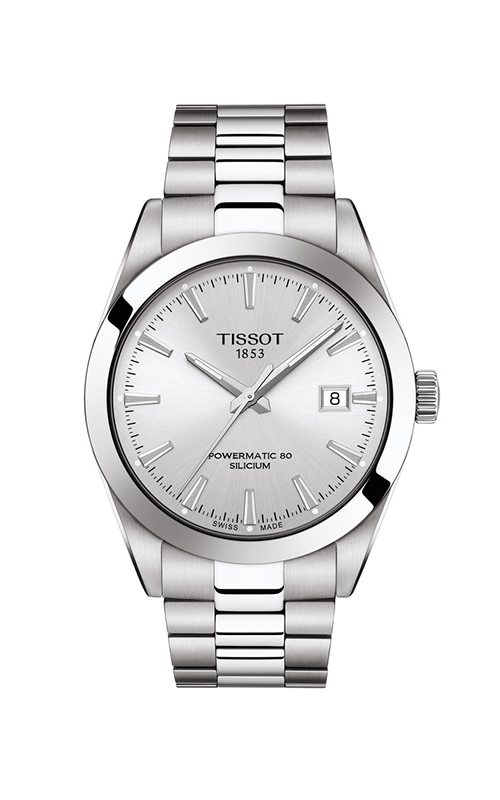 Tissot T-Classic Carson Premium Powermatic 80 Watch T1274071103100 product image