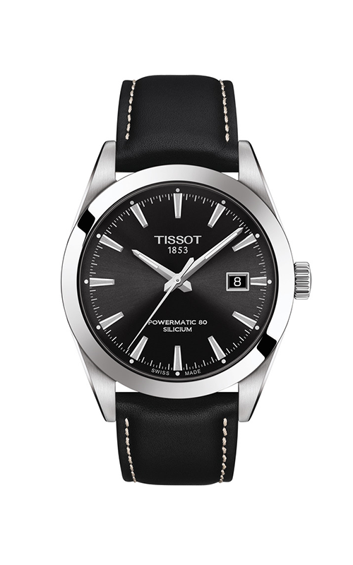 Tissot T-Classic Carson Premium Powermatic 80 Watch T1274071605100 product image