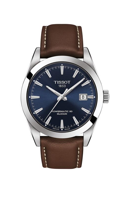 Tissot T-Classic Carson Premium Powermatic 80 Watch T1274071604100 product image