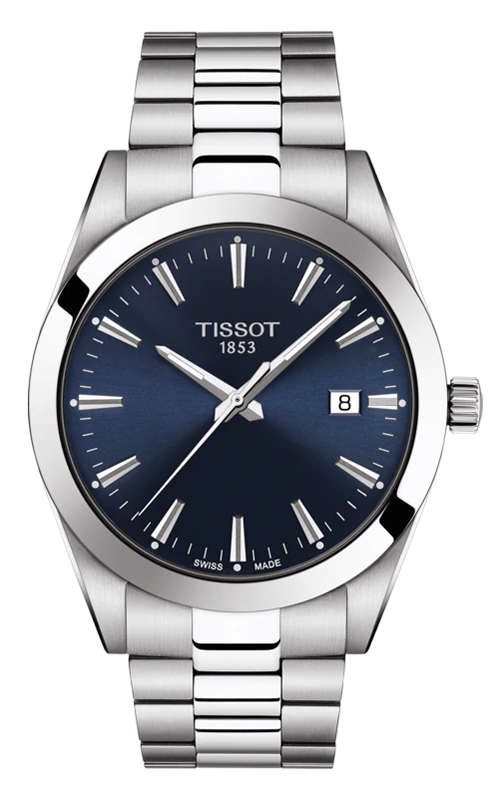 Tissot T-Classic Gentleman Watch T1274101104100 product image