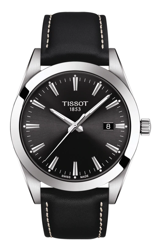 Tissot T-Classic Gentleman Watch T1274101605100 product image
