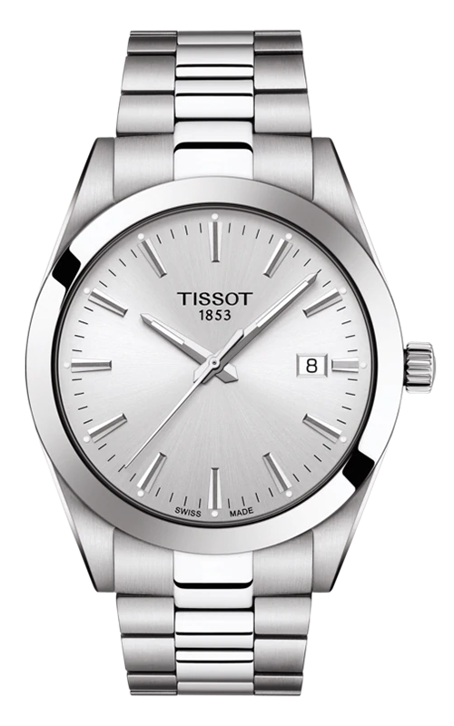 Tissot T-Classic Gentleman Watch T1274101103100 product image