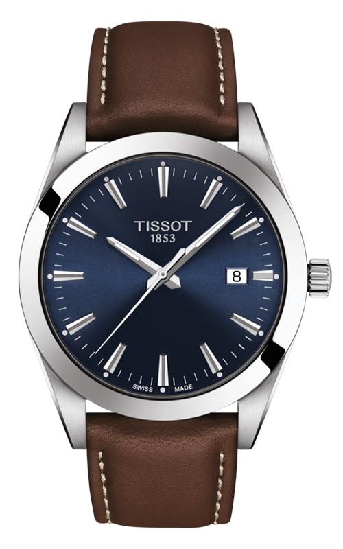 Tissot T-Classic Gentleman Watch T1274101604100 product image