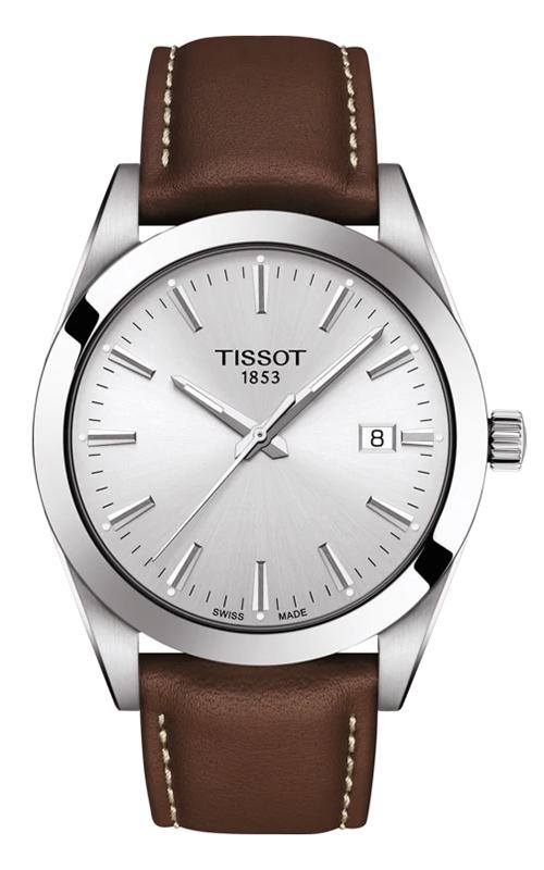 Tissot T-Classic Gentleman Watch T1274101603100 product image