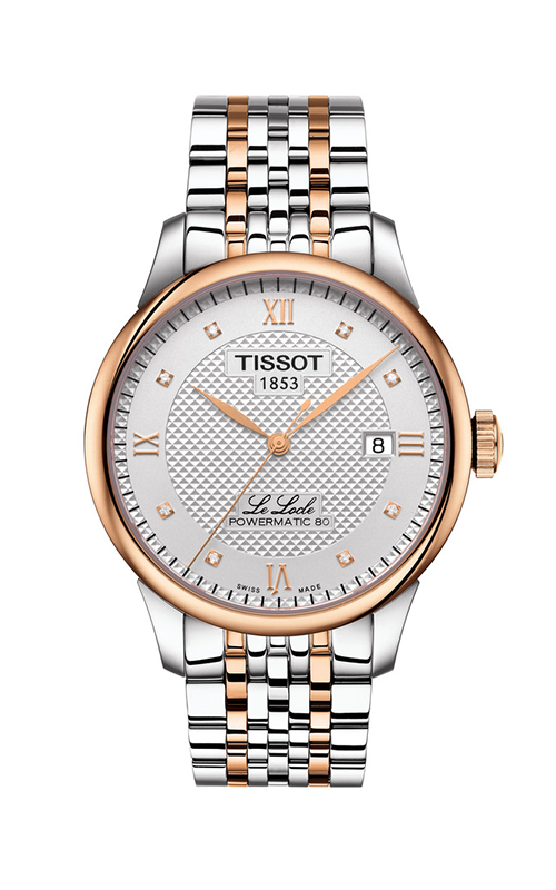 Tissot T-Classic Carson Premium Powermatic 80 Watch T0064072203600 product image