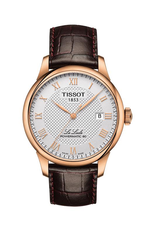 Tissot T-Classic Carson Premium Powermatic 80 Watch T0064073603300 product image