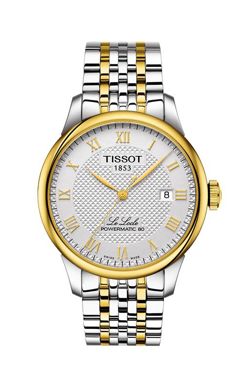 Tissot T-Classic Carson Premium Powermatic 80 Watch T0064072203301 product image