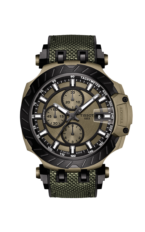 Tissot T-Sport T-Race Chronograph Watch T1154273709100 product image