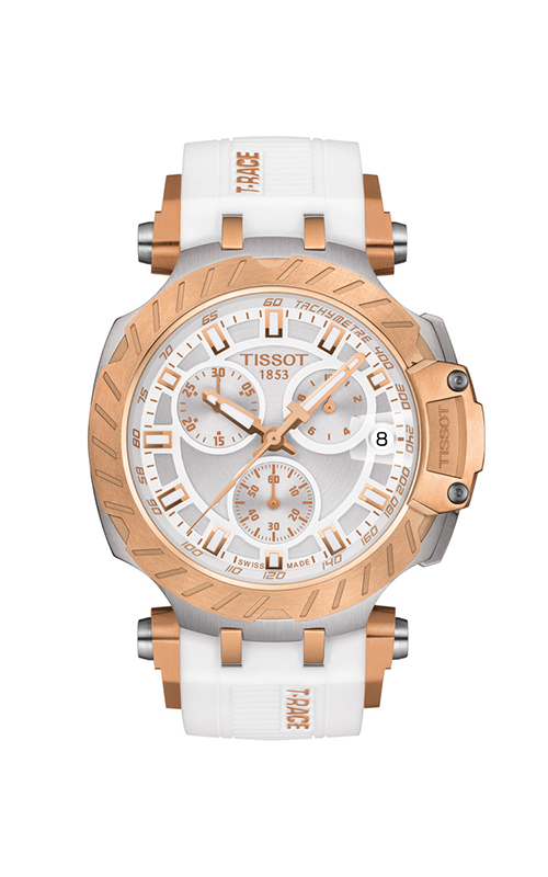 Tissot T-Sport T-Race Chronograph Watch T1154172701101 product image