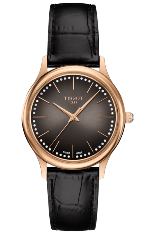 Tissot T-Gold Excellence Lady Watch T9262107629100 product image