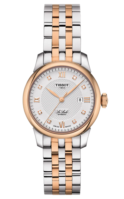 Tissot T-Classic Le Locle Automatic Lady Watch T0062072203600 product image