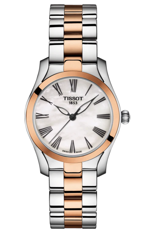 Tissot T-Lady T-Wave Watch T1122102211301 product image