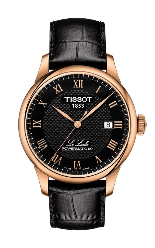 Tissot T-Classic Le Locle Watch T0064073605300 product image