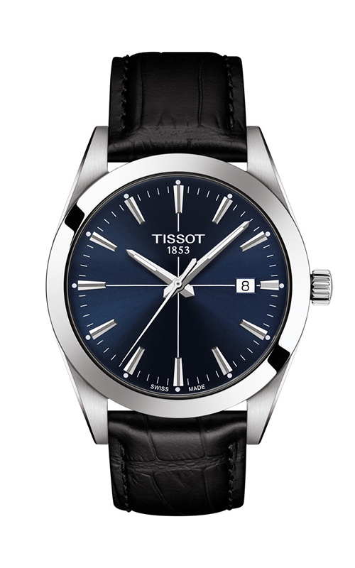 Tissot T-Classic Gentleman Watch T1274101604101 product image