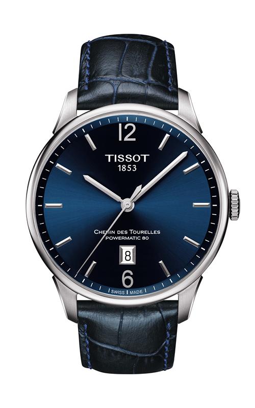 Tissot T-Classic Chemin Des Tourelles Watch T0994071604700 product image