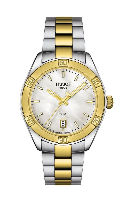 Tissot T-Classic PR 100 Watch T1019102211100 product image