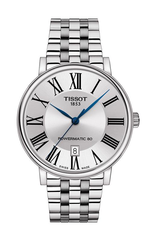 Tissot T-Classic Carson Premium Powermatic 80 Watch T1224071103300 product image