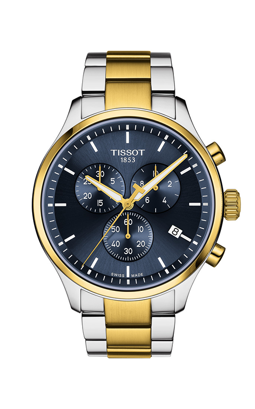 Tissot T-Sport Chrono XL Classic Watch T1166172204100 product image
