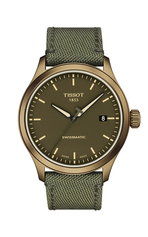 Tissot T-Sport Gent XL Swissmatic Watch T1164073709100 product image