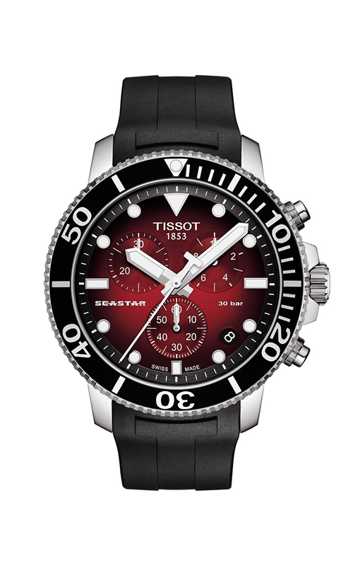 Tissot T-Sport Seastar 1000 Chronograph Watch T1204171742100 product image