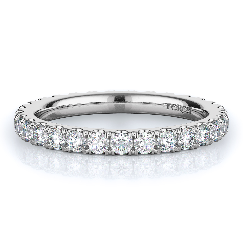 Prong Style Diamond Wedding band    0.64 ctw product image