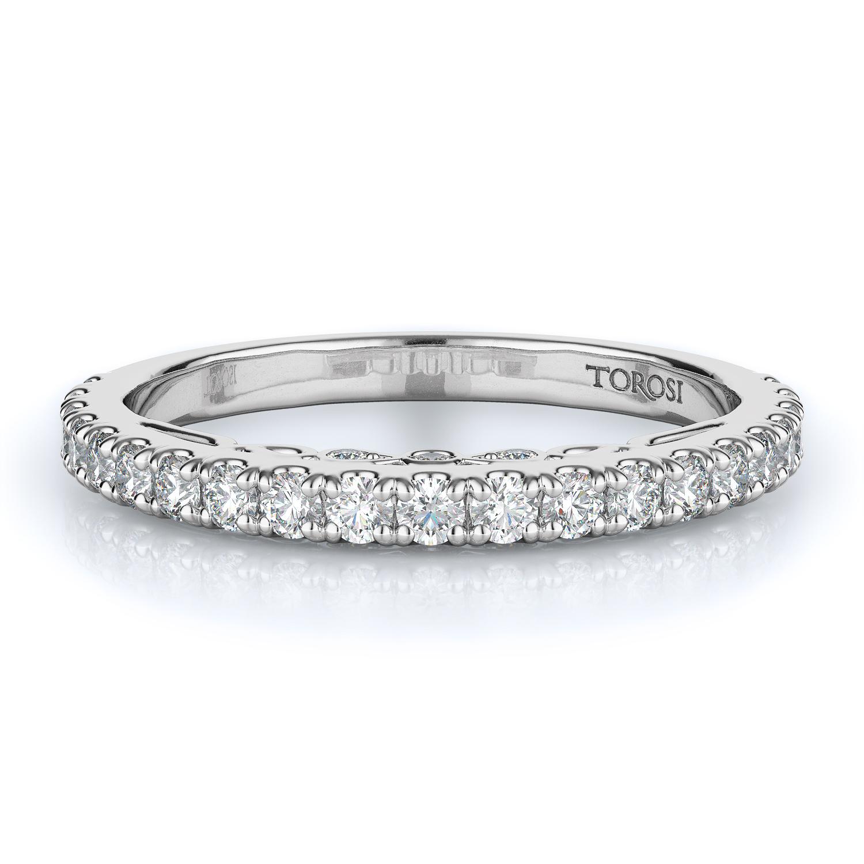 Prong Style Diamond Wedding band    0.50 ctw product image