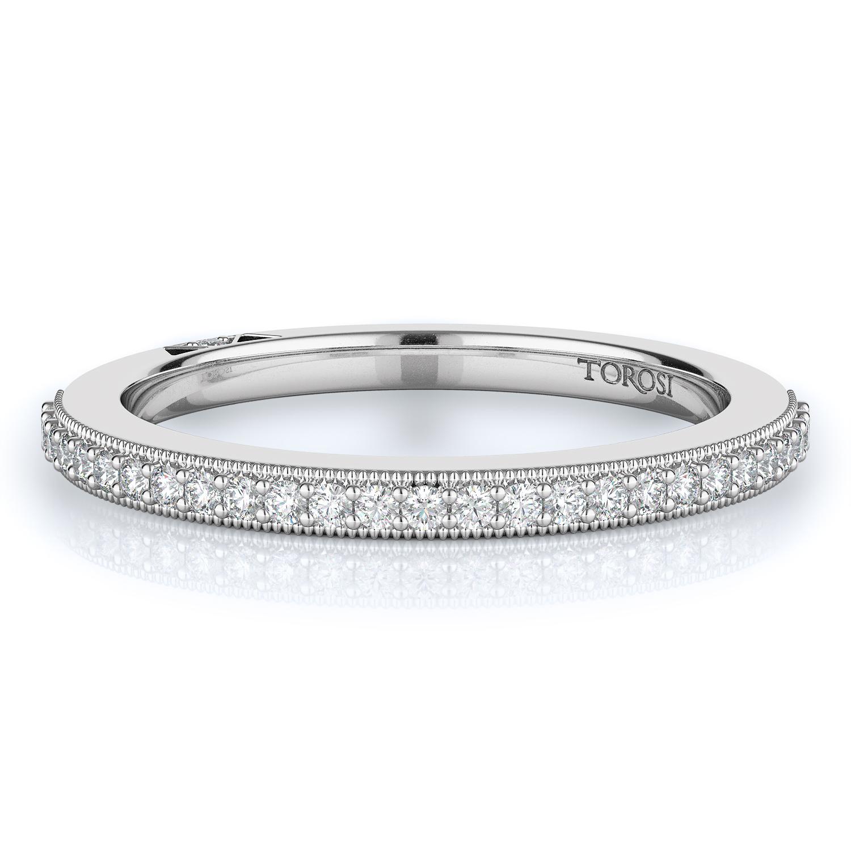 Prong Style Diamond Wedding band  | 0.15 ctw product image