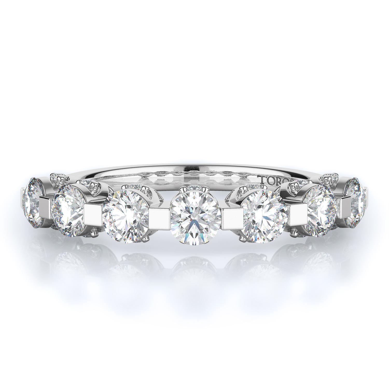 Prong Style Diamond Wedding band  | 1.25 ctw product image