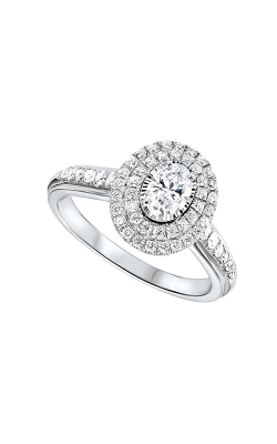 Tru Reflection Engagement Ring RG58652-4WB product image