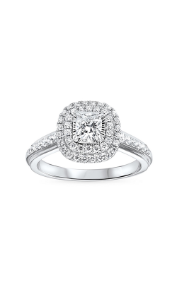 Tru Reflection Engagement Ring RG58653-4WB product image