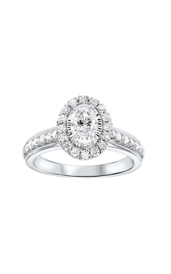 Tru Reflection Engagement Ring RG58656-4WB product image