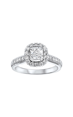 Tru Reflection Engagement Ring RG58658-4WB product image