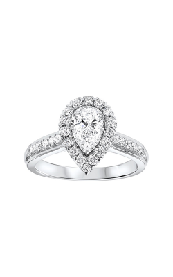 Tru Reflection Engagement Ring RG58655-4WB product image